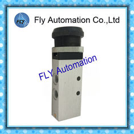 Chiny 0,9 - 10bar Zawór pneumatyczny mechaniczne G1 / 8 i G1 / 4 Zawór mechaniczny dostawca