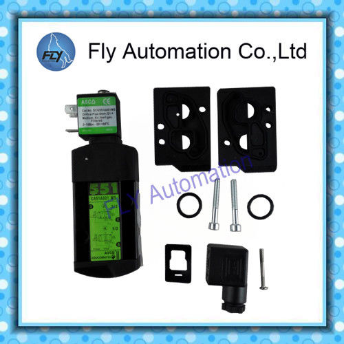 SCG551A001 NAMUR Style 3/2 Ways Conver To 5/2 Ways Spool Type Pneuamtic Air Valve