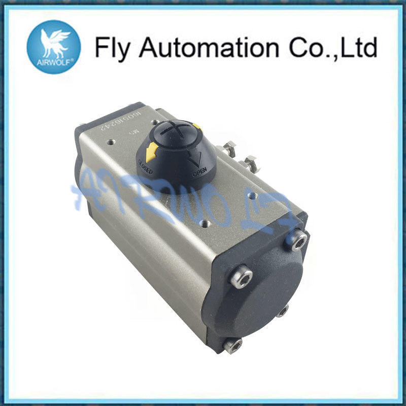 AT52 Pneumatic System Components Pneumatic Cylinder Actuator CE Approved