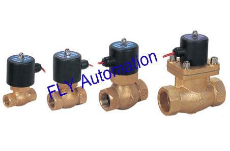 Brass Steam Solenoid Valves (US) 2L170-10,2L170-15,2L170-20,2L200-25,2L300-35,40,2L500-50