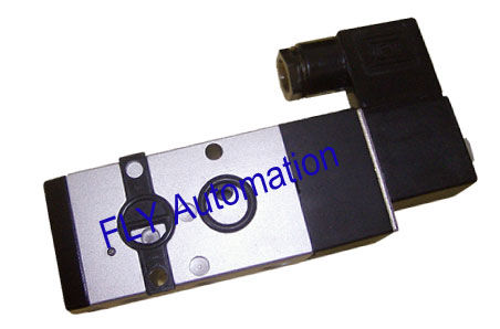 5/2 Way and 3/2 way Namur Convertible, Flying Leads, DIN43650B, Pneumatic Solenoid Valves