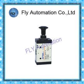 AIRTAC Push Pull Zawory serii 3L 1/8 1/4 3/8 3/2 Way pneumatyczny zawór ręczny ręczny