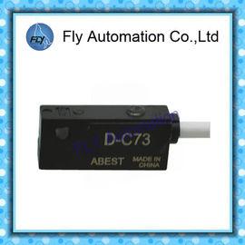części SMC D-C73-C76 CDJ2 D / MGC / RSDG Cylindry pneumatyczne Air Reed przełącznik czujnika Włączyć przełącznik magnetyczny