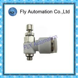 Chiny GRLA-M5-QS-6 162962 Zawór jednokierunkowy przepływu powietrza, zawór dławiący Uszczelnienia pneumatyczne dystrybutor