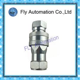 Chiny Seria 6600 Seria ISO 7241 A 1/4 3/8 1/2 3/4 Pneumatyczne złączki rurowe Zawór ręczny rękawa kulistego dystrybutor