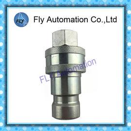 Chiny Seria ogólnego przeznaczenia serii 60 ISO7241-1 Seria B Zawór kulowy ręcznego zaworu Hydrauliczne szybkozłączki dystrybutor
